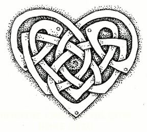 celtic heart...I'd like this on a ring