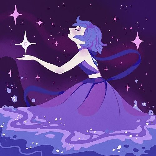 This art of Lapis is so lovely
