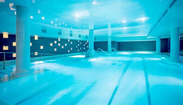 Escapada Romántica En Alhama Con Cena Circuito Y Baño Del Moro Y De La Mora Balneario Relax Hoteles