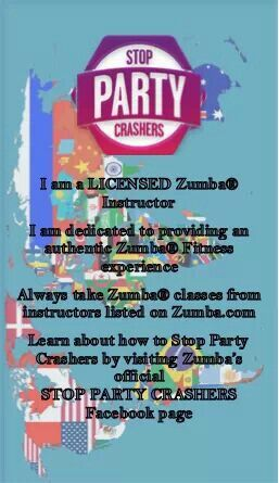 how to become a zumba dance instructor