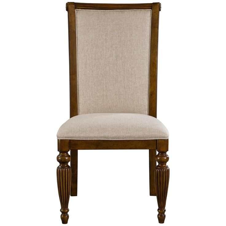 Amalie Bay Upholstered Side Chair by Broyhill Furniture at Baer's Furniture