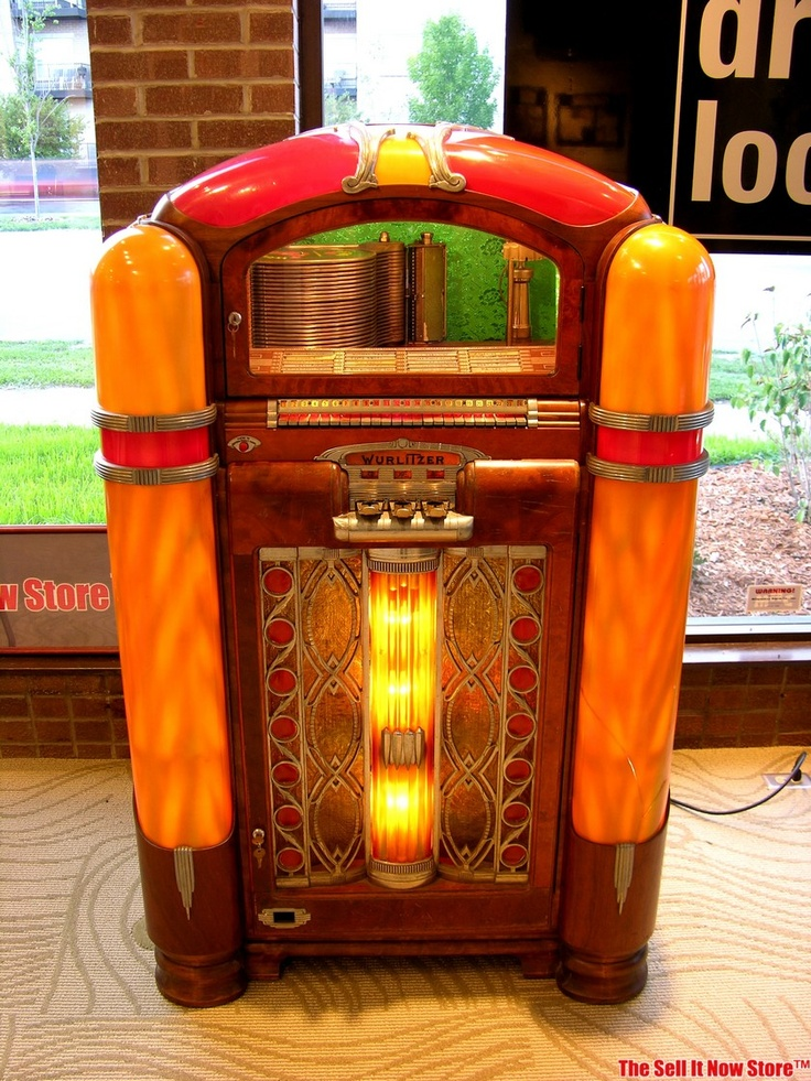 Pin on Jukeboxes, Jukebox inspired art and other objects