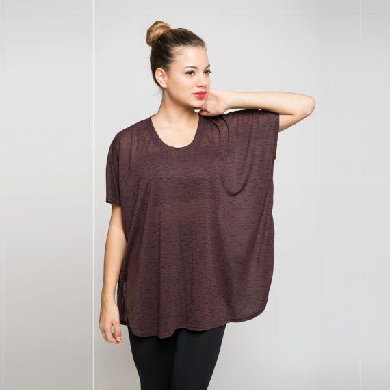 Buy 1 get 1 sale Short Sleeve Shirt purple by AndyVeEirnBasic