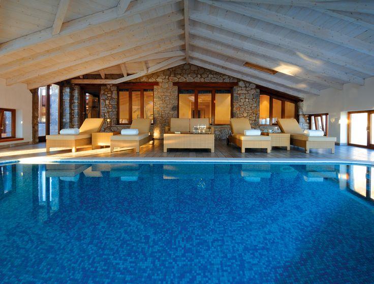 Indulge in the plethora of options offered at the luxurious spa of Santa Marina Arachova Resort & Spa. http://www.tresorhotels.com/en/hotels/48/santa-marina-arachova-resort#content
