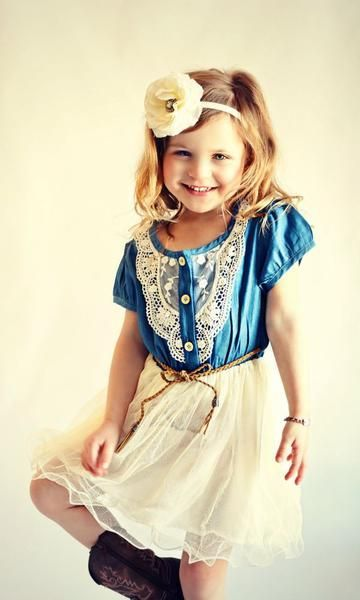 7e02374d6 This little girl and toddler cowgirl lace dress is perfect for those  special occasions. This flower dress is perfect for birthday, photo shoots,  Easter, ...