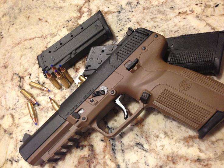 My FN Five seveN | Hand guns. Hunting rifles. Guns