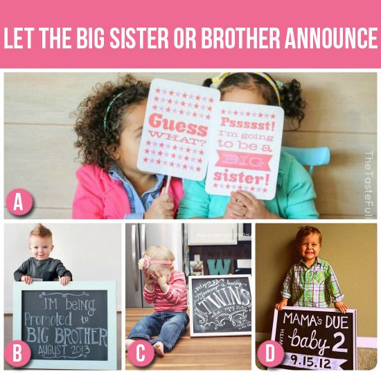 40 best New Baby Announcements images – New Baby Announcement Ideas