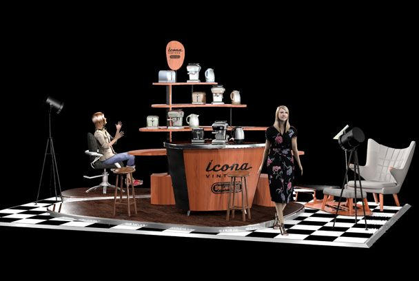 Experiential Display - ID 20667183 #tenthhousetalent