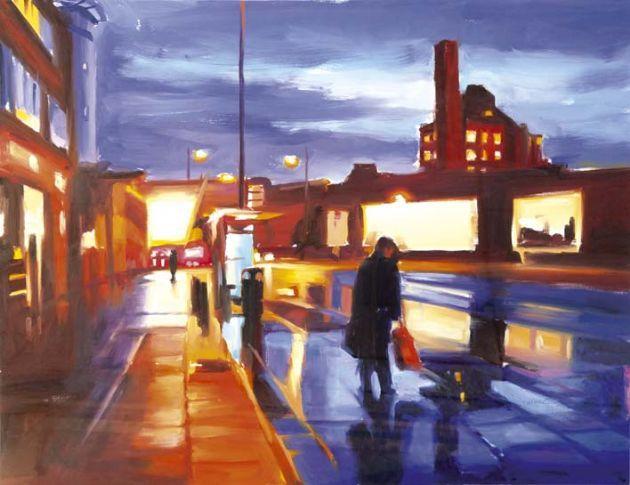Liam Spencer's 'Chapel Street, Manchester'