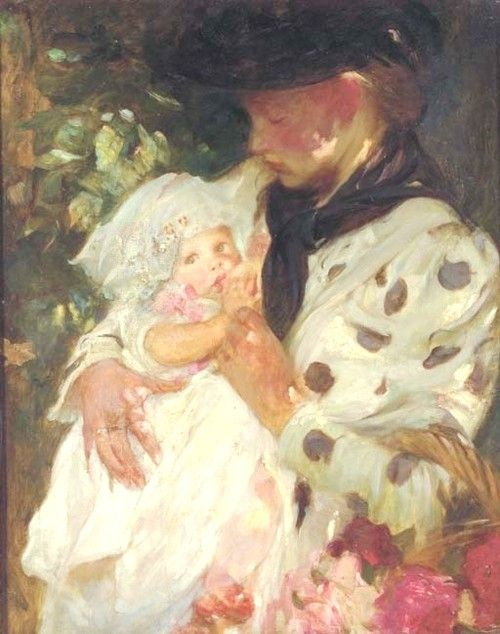 James Jebusa Shannon Child ArtOil