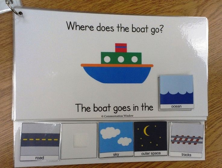 Where Questions Vehicles Adapted Book