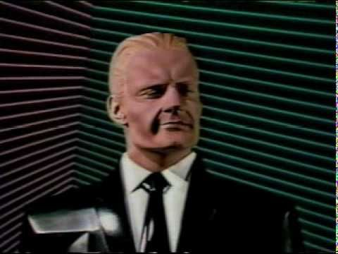 Max was one of my favorite celebrities. Max Headroom interview on the David Letterman Show