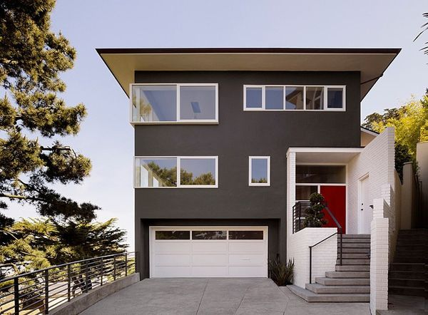 Mid-century modern home gets a facelift in San Francisco