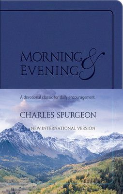 Morning and Evening NIV Devotional by Charles Spurgeon