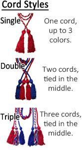handfasting cords
