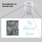 My Beloved Roma - Mug