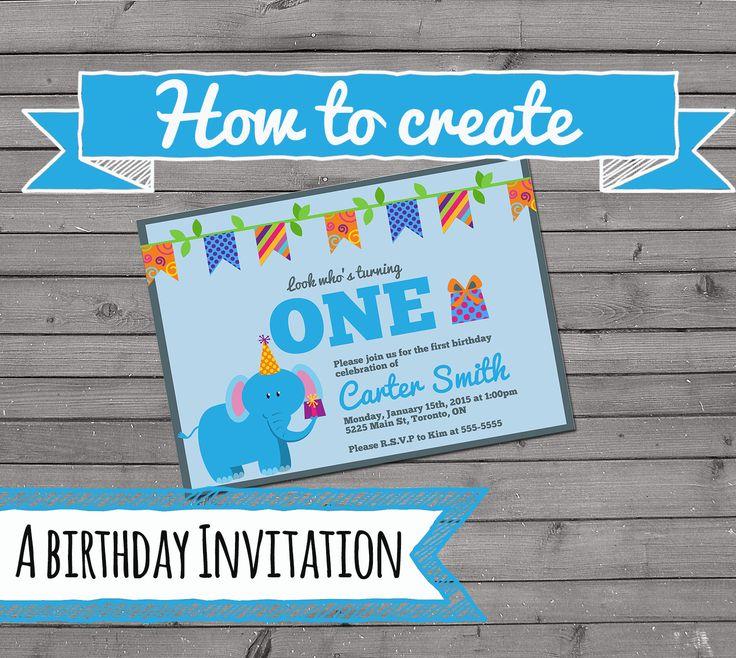 239 best invitations templates by finestpartyinvitations, Birthday invitations