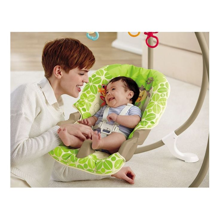 Relaja a tu bebé.  Cuna Mecedora Fisher Price Baby Gear mod.Y8648 - $2,190.00 en Walmart.com.mx