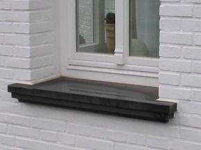 fensterbank au en aus beton schubert fensterb nke home by saskia b ttger pinterest. Black Bedroom Furniture Sets. Home Design Ideas
