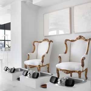 Pedicure Chair Ideas michele pelafas new to market audrey pedicure chair Pedicure Station