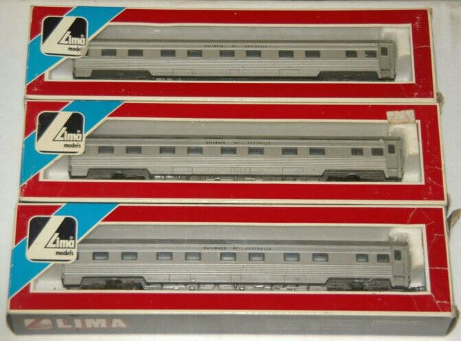 Indian Pacific HO scale LIMA boxed Cars 'Railways of Australia Era'