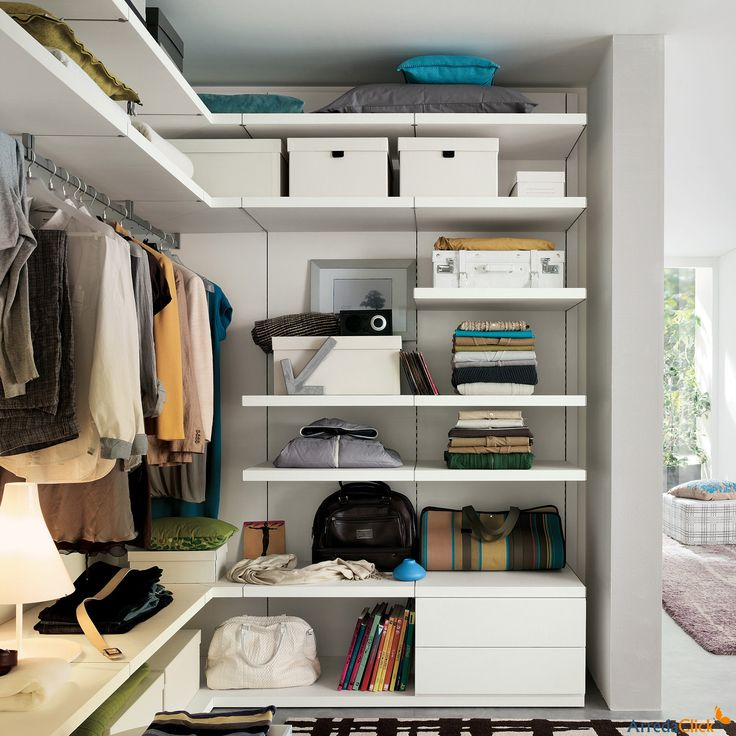 Mini cabina armadio