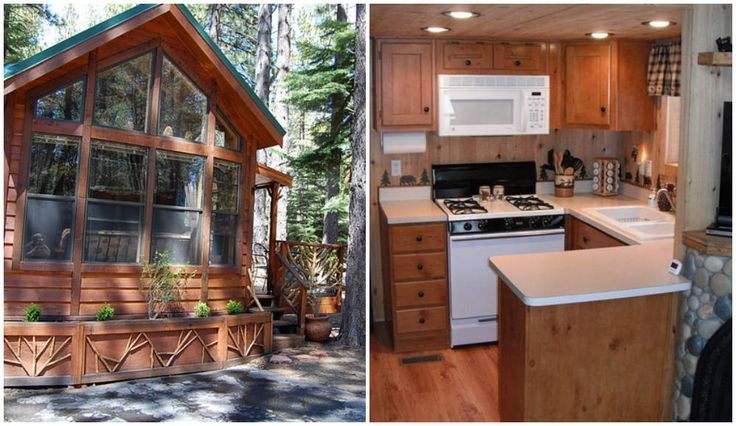 12 Amazing Holiday Getaways Under $100-South Lake Tahoe, California This cozy cabin is minutes away from popular Lake Tahoe ski resorts, Heavenly Valley and Sierra at Tahoe, plus it's walking distance to plenty of shops and restaurants. The home can sleep up to five people and features a gas-burning fireplace. Rate: $100/nightSee More:4 Ways to Get Your House Organized for the Holidays14 Ways to Decorate Your Holiday Table15 Winter White Designs