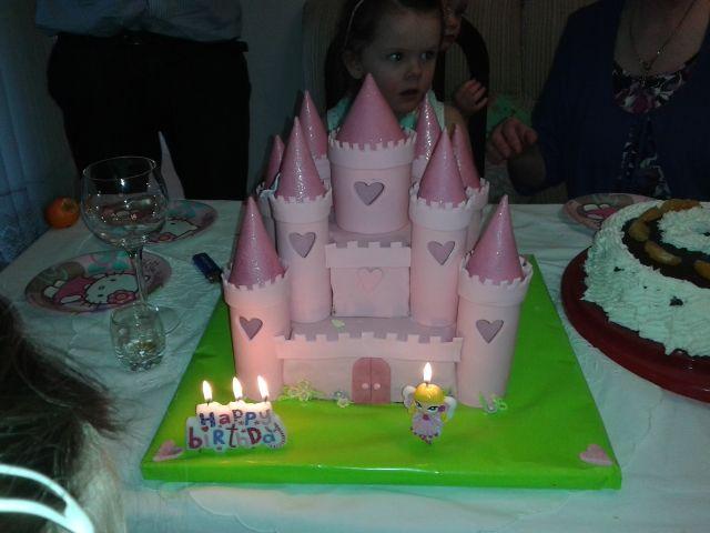 dvorac za petru