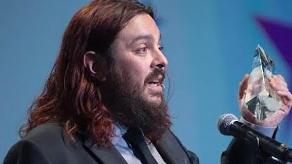 "Earlier this week in Las Vegas, SEETHER front man Shaun Morgan received the respected ""Artistic Expression"" award at the Awards Of Excellence from the National Council For Behavioral Health for his..."