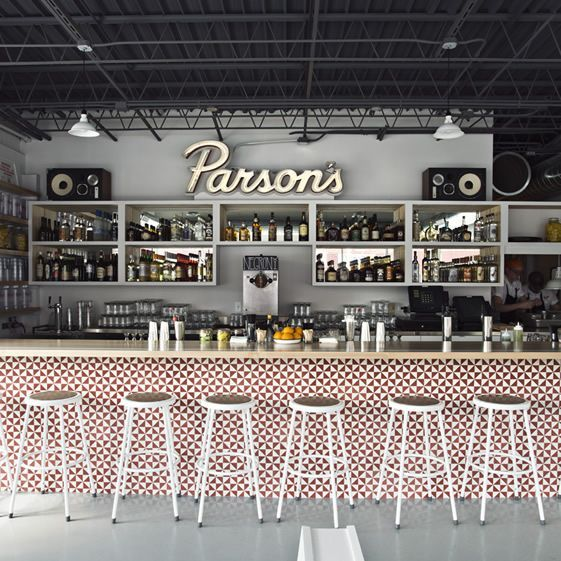 Parson 39 s chicken fish chicago commercial interior - Commercial interior design chicago ...