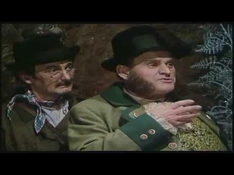 Krkonošské pohádky - Jak šel Trautenberk do hor pro poklad