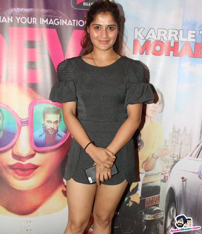 Aarti Singh Picture Gallery image # 356310 at Screening of Web Series Karle Tu Bhi Mohabbat containing well categorized pictures,photos,pics and images.