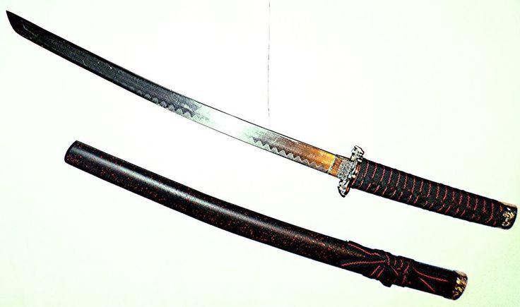 SAMURAI  Sword Carbon Steel Blade