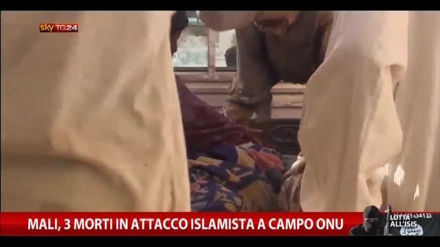 Mali, 3 morti in attacco islamista a campo Onu