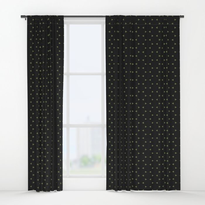 "Your drapes don't have to be so drab. Our awesome Window Curtains transform a neglected essential into an awesome statement piece. They're crafted with 100% lightweight polyester, and thick enough to block out some light. Position the curtain rod into the 4"" pocket and you're good to go. All curtains are a single-sided print and measure 50"" x 84"". Available in single or double panel options. Machine wash cold (no bleach!) and tumble dry low."