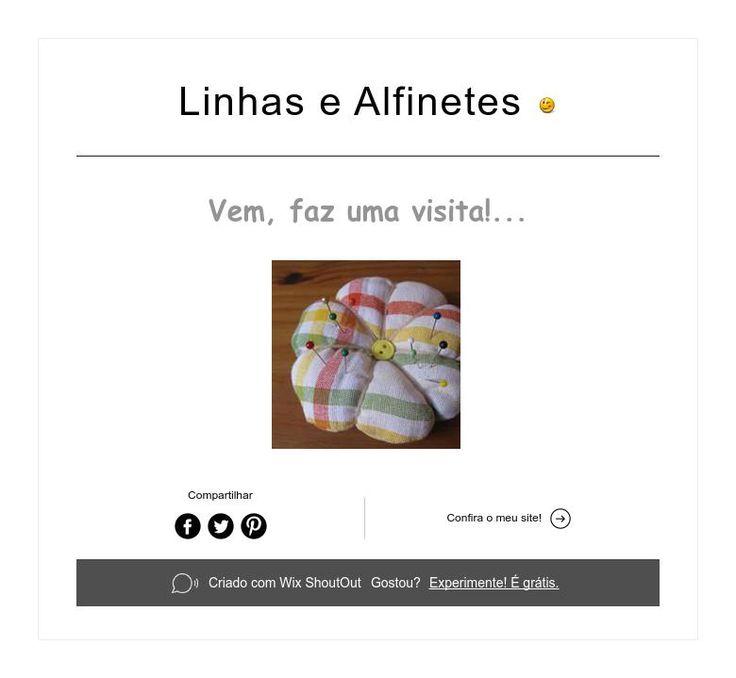 Linhas e Alfinetes