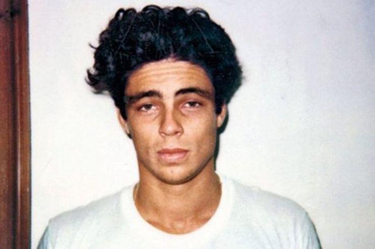 young Benicio del Toro