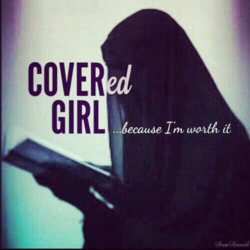 Niqab or Hijab...