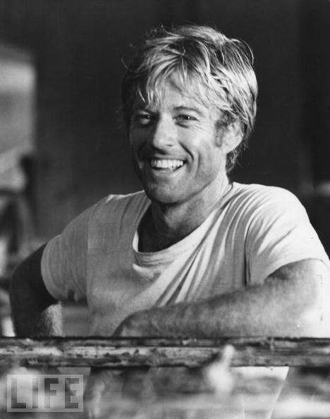 """I don't know what your childhood was like, but we didn't have much money. We'd go to a movie on a Saturday night, then on Wednesday night my parents would walk us over to the library. It was such a big deal, to go in and get my own book."" - Robert Redford"
