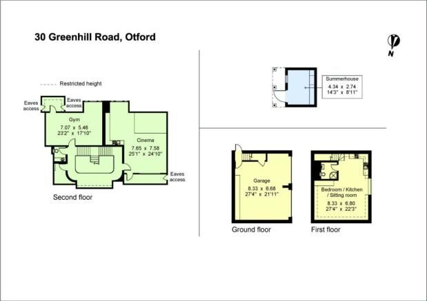 Rightmove Co Uk 2020 Floor Plans Summer House Georgian Homes