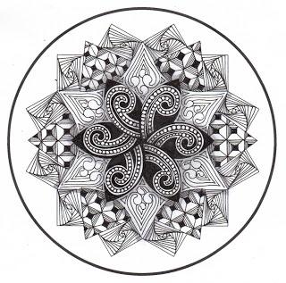 BANAR DESIGNS: New Zendala