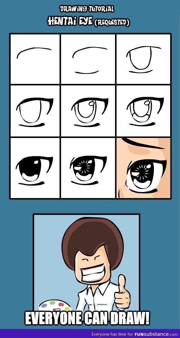 Anime Augen zeichnen 3455   32 zeichnen lernen