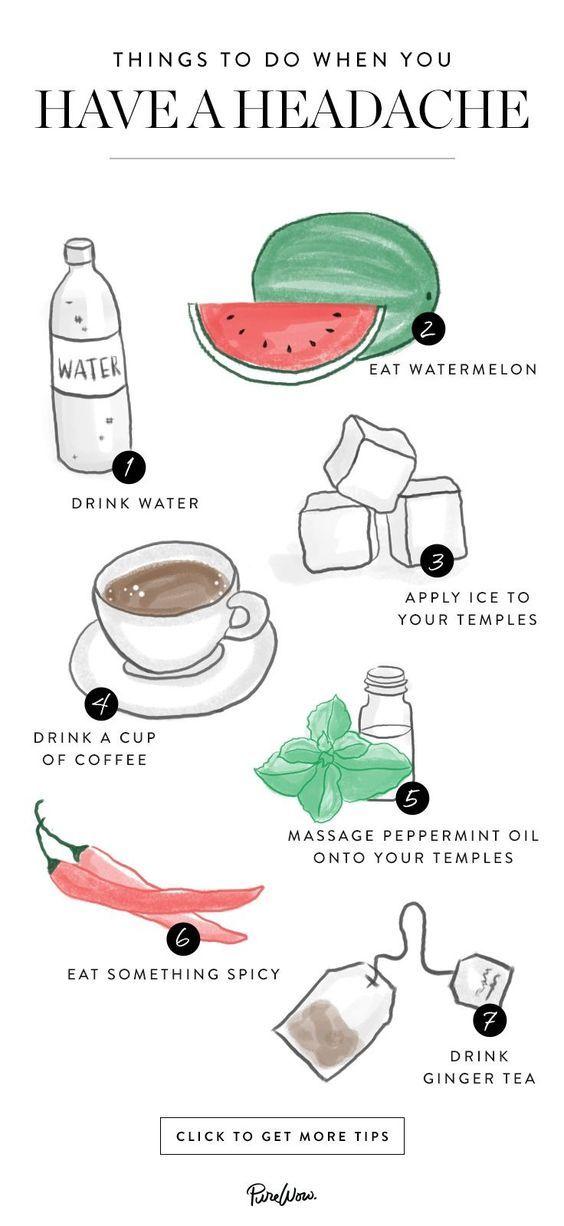 15 dingen die je kan doen om je hoofdpijn te verhelpen.