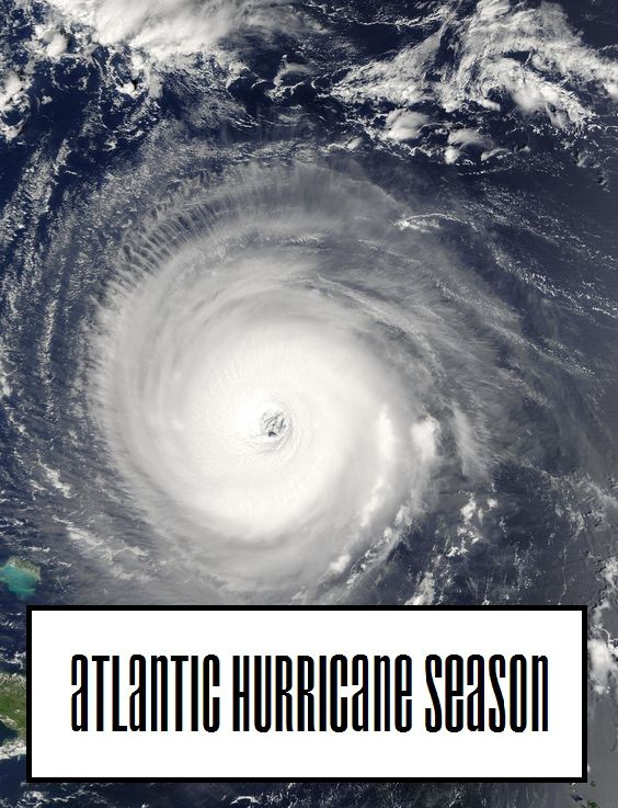 Atlantic Hurricane Season (History)
