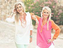 Love their clothes!