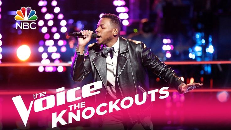 "The Voice 2017 Knockout - Chris Blue: ""Superstition"""