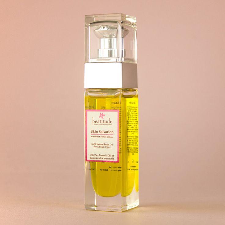Beatitude - Skin Salvation Face Oil 30ml, £38