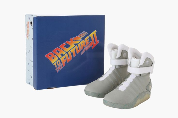 Universal Studios Officially Licenses Nike Air Mag Replicas