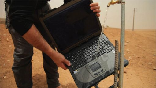 MIL-STD-810G testing brings a new depth of tests to rugged devices