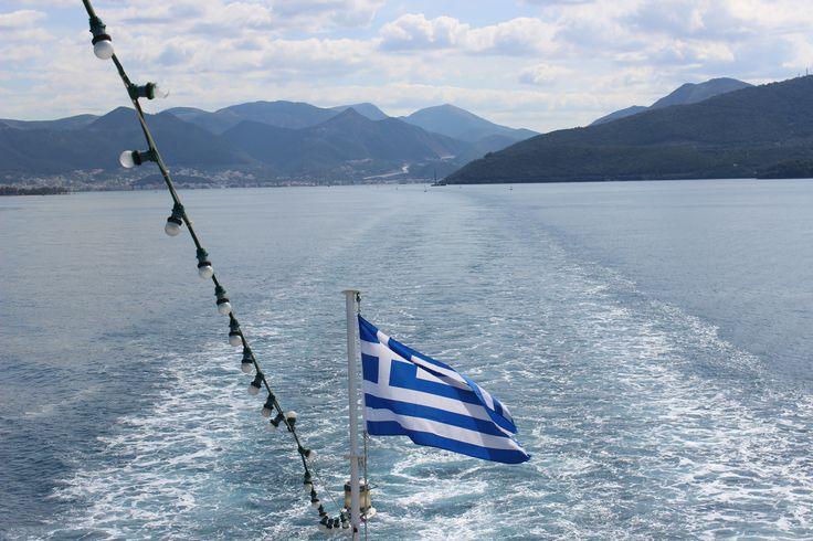 A Greek getaway off the coast of Athens. #Greece #Travel